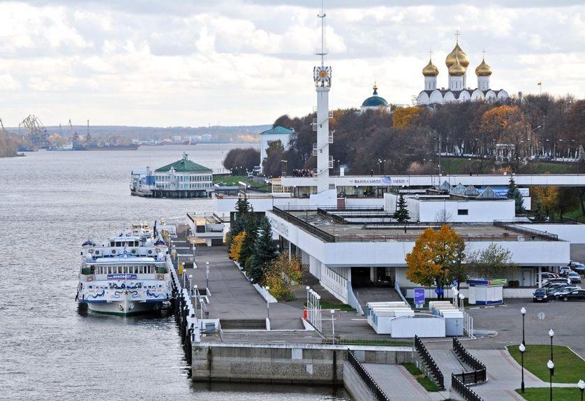В Ярославле не планируют строить новый Речной вокзал