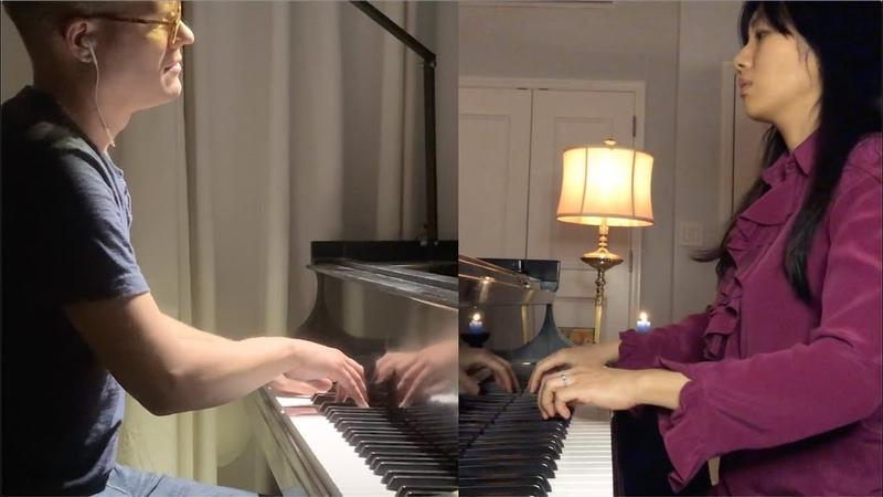 Brahms Lerchengesang, Op. 70, No. 2 (Larks Song)