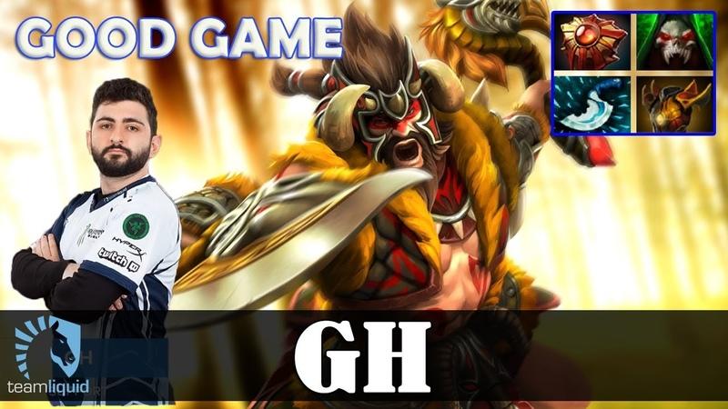 GH - Beastmaster Offlane | GOOD GAME | Dota 2 Pro MMR Gameplay 1