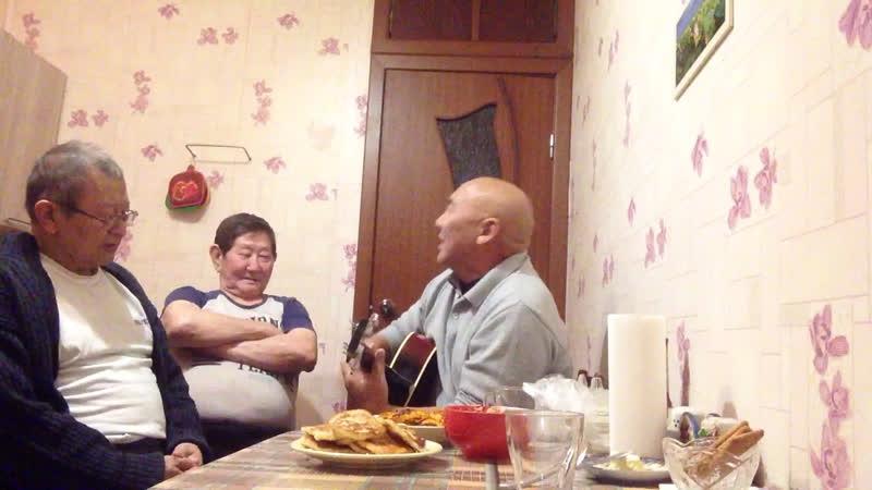 День рождения Шурги Санджиева