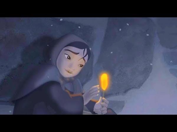 Девочка со спичками Короткометражки Студии Walt Disney мультфильм Disney