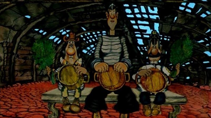 Полная версия песни не вошедшая в мультфильм Приключения капитана Врунгеля часть 6