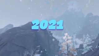 ПОЗДРАВЛЕНИЕ С НОВЫМ, 2020 ГОДОМ! ВСЁ О БУДУЩЕМ КАНАЛА! genshin impact на заднем фоне кстати