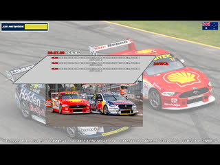 Virgin Australia Supercars Championship: OTR SuperSprint The Bend, Гонка 1,  [A21 Network]