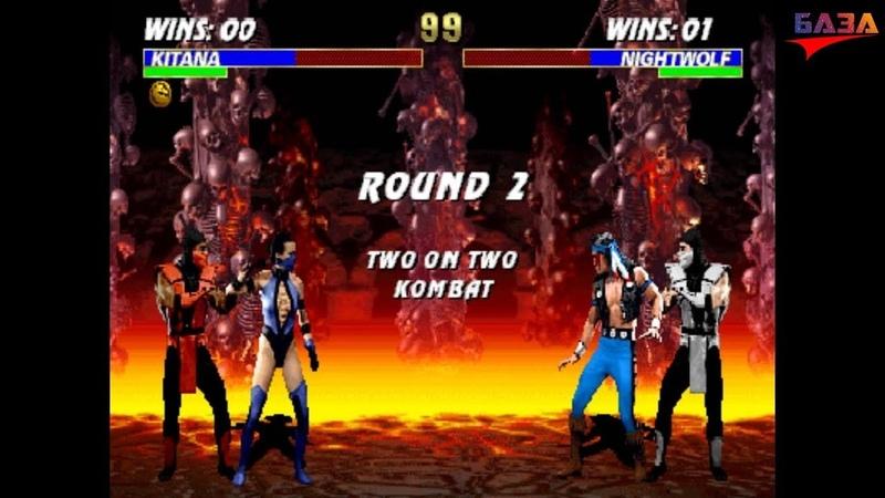 ULTIMATE MORTAL KOMBAT 3 ARCADE 2 on 2 Snowboy Kill Switch vs TANK U GIN Mafioso umk p1