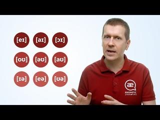 Дифтонги в английском языке. Произношение и транскрипция. Самый полный гайд.