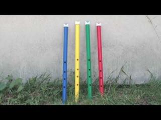 1.8 PVC shakuhachi – audio sample