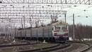 Электропоезд ЭР9М-396, № 6328 Гречани-Жмеринка, отправляется со ст. Гречаны
