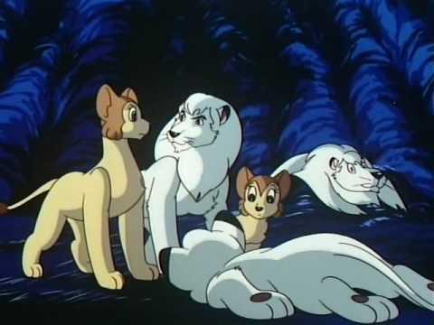 Kimba Il Leone Bianco II episodio 23 1parte