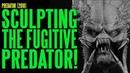 PREDATOR Sculpting The Fugitive Predator ADI BTS