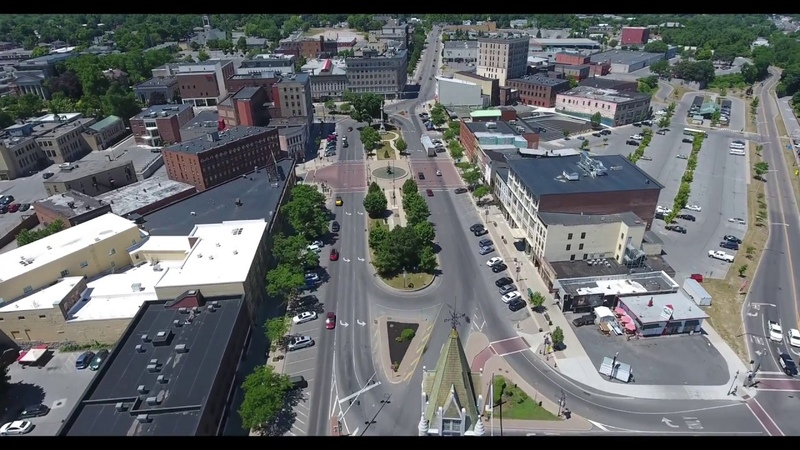 Watertown NY Aerial Videography