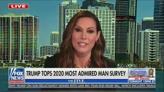 "WATCH: Lisa Boothe reacts to Donald Trump being the ""most admired man"" in 2020"