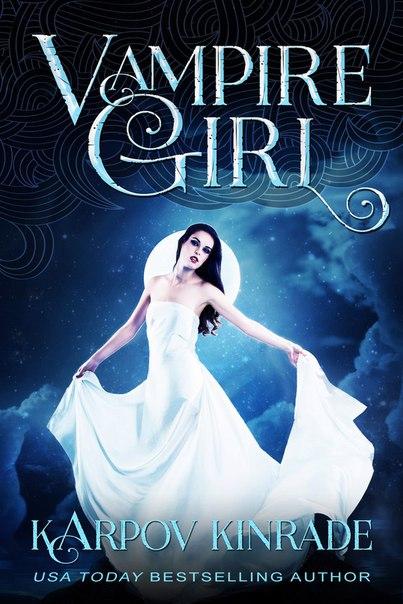 Vampire Girl (Vampire Girl #1)