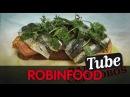 ROBINFOOD / Sardinas marinadas, tomate y albahaca Bonito marinado en agua de mar y cítricos