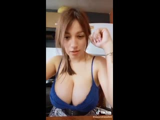 18+ Worlds top 100 Hotest Busty tiktok Compilation Big Boobs Thick girls on youtube