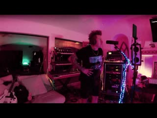 VII - 2 Papa Roach recording live from the bubble - #PapaRoach on #Twitch | #Papa_Roach