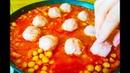 ТАК НУТ МАЛО КТО ГОТОВИТ,А ЗРЯ!Гениальный Рецепт Нут С Мясными Шариками В Соусе Похудела на 46 кг