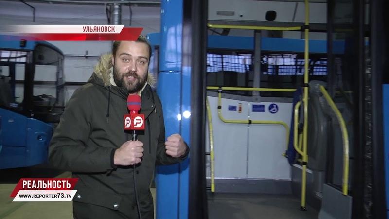 Владимир Гаврилов об автобусах СИМАЗ