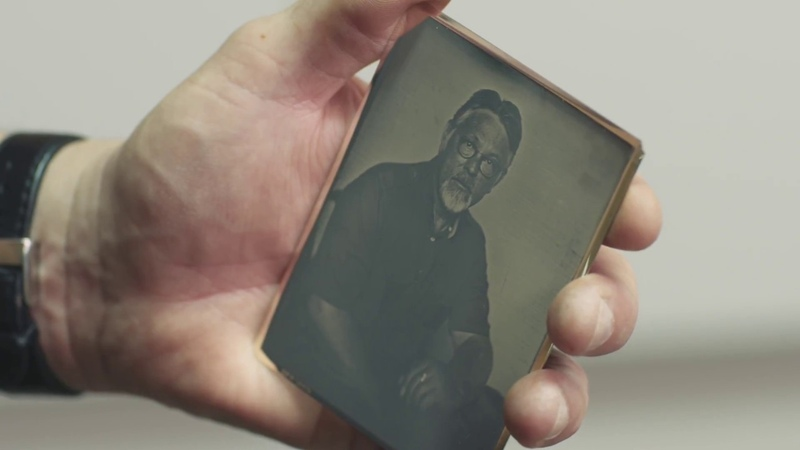 How was it made The Daguerreotype V A