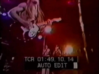 Grand Funk Railroad- Madison Square Garden 1972
