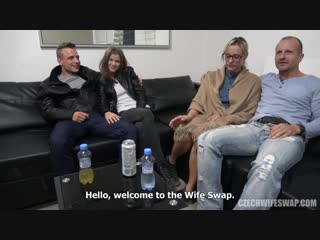 [CzechWifeSwap] 12 Part 1 (House of Horrors) New Porn 2018