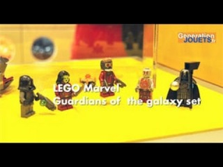 LEGO Marvel Guardians of the galaxy set