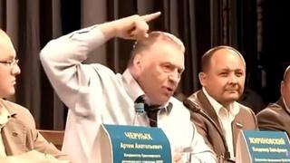 """""""Наши министры ИДИОТЫ безмозглые!"""" Жириновский ОТЖИГАЕТ в Госдуме!"""