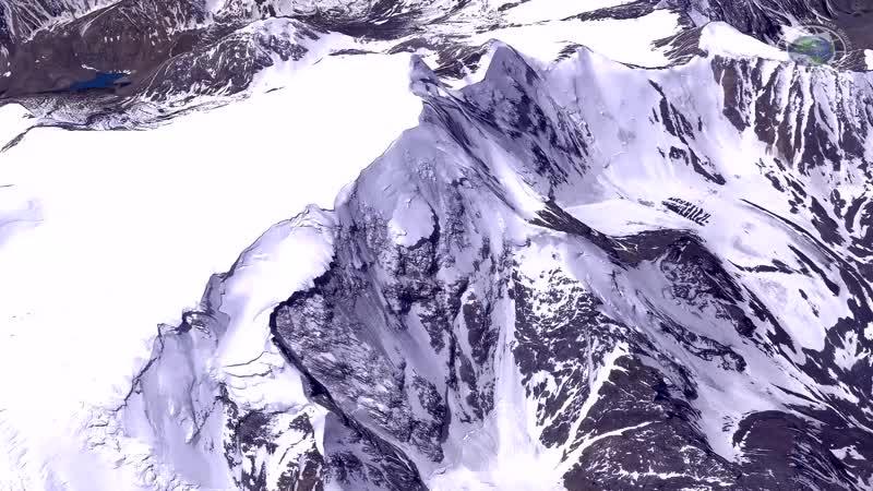 Алтай Удивительный Долина Ледников Актру