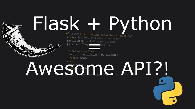Flask APIs Made EASY Python Tutorial