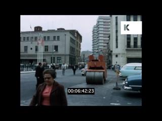 1960s Puerto Rico, Street Scenes, Home Movies, 8mm