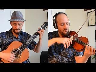 Villa-Lobos: Bachianas Brasileiras No. 5, I: Aria (Tariq Harb, guitar & violin)