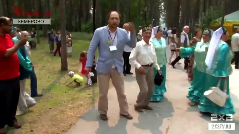 Реутов ТВ Танец Анатолия Шмеля