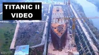 TITANIC 2 CHINA | 2021 VIDEO OFICIAL【Edu8K】