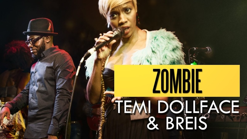 Temi Dollface Breis Zombie Felabration 2016