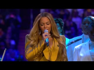 Beyonce pays tribute to kobe and gigi bryant with a couple of his favorite songs