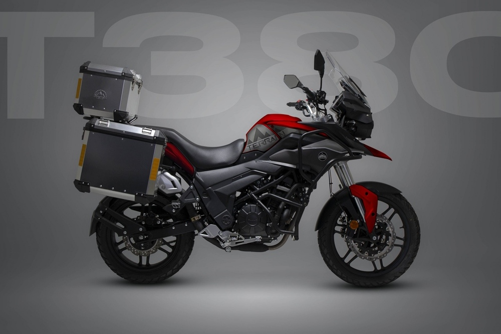 Sinnis Terrain 380 - бюджетный и укомплектованный турэндуро