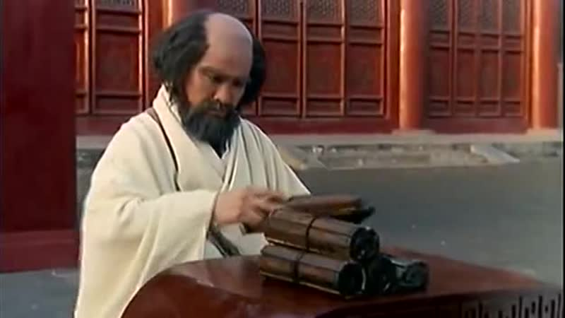 Мастер дзен Бодхидхарма эпизод