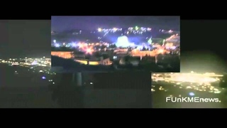 All 3 UFO Jerusalem Dome of the Rock Temple Mount videos