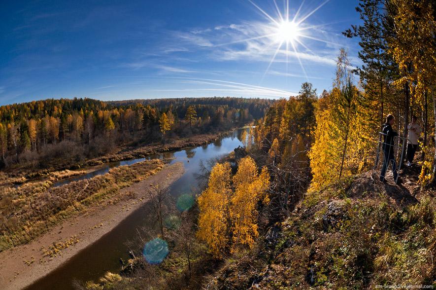 Афиша Челябинск Поездка в эко-парк Оленьи ручьи / 17 октября