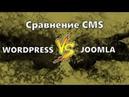 Joomla или WordPress что проще и удобнее (Александр Куртеев)