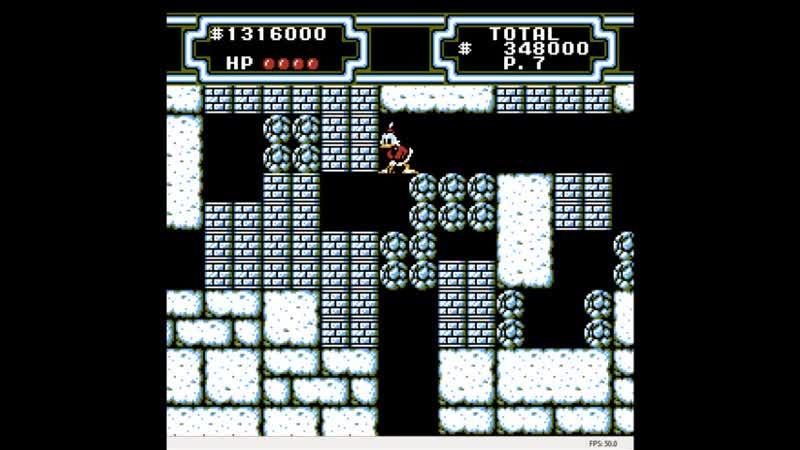 Chernokryl Duck Tales 2 Chip n Dale 2 NES