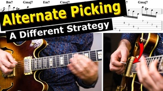 A Better Focus For Alternate Picking - Getting The Exercises Right