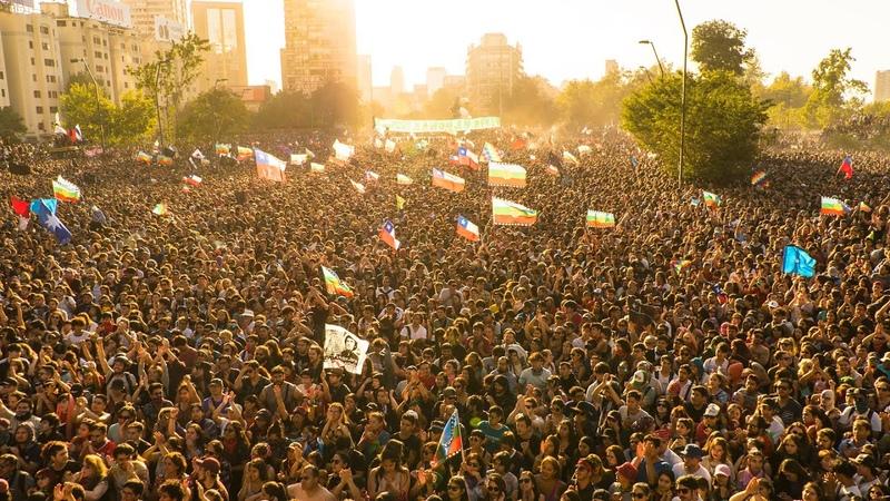 El pueblo unido jamás será vencido Inti Illimani