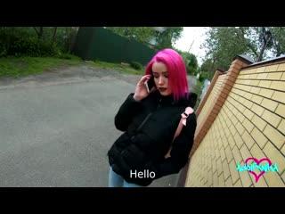 русское с диалогами)  ADOLFxNIKA  I Love To Masturbate On This Video. The Best Sex Ever Porn