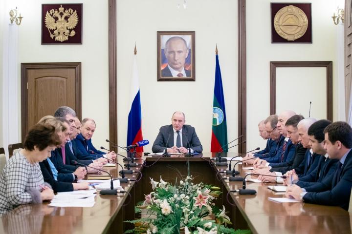 В КЧР подвели промежуточные итоги работы Оперативного штаба