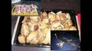 Вальдшнеп в духовке с картошкой и грибами..