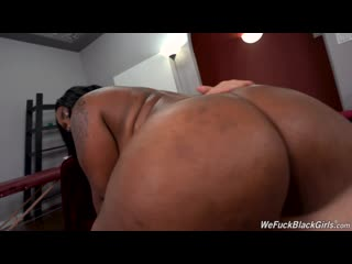[WeFuckBlackGirls] Ms London - We Fuck Black Girls
