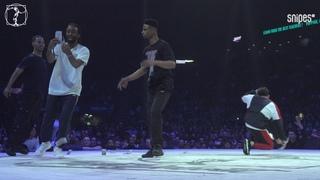 Hip hop final - Juste Debout 2019 - Diablo & Stalamuerte vs Waydi & Rochka