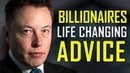 Richest Billionaires Advice Will Change Your Future MUST WATCH FOR ENTREPRENEURS