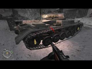 Прохождение Call of Duty 2: Часть 2# (4K 60FPS)